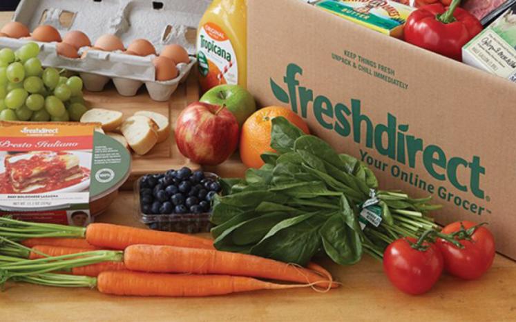 FreshDirect delivers to Tuxedo Park!